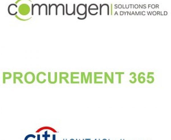 Commugen's Procurement Solutions